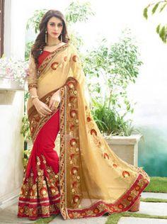New Bollywood Saree Indian Ethnic Pakistani Designer Saree Wedding Sari Designer Sarees Wedding, Designer Sarees Online, Saree Wedding, Wedding Dresses, Saree Blouse Patterns, Designer Blouse Patterns, Saree Blouse Designs, Sari Blouse, Pure Georgette Sarees
