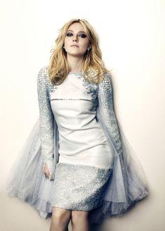 Love the dress; love her. :)