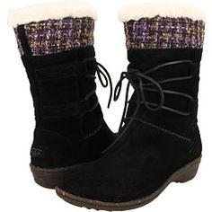 ugg tanasa boot black