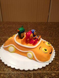 Team umizoomi cake!