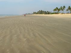 Cavelossim Beach, south Goa, INDIA