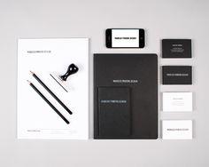 Marcus Friberg Design - Branding