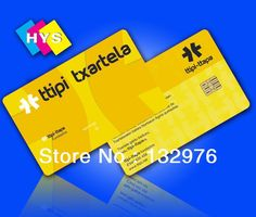 PVC tarjeta de membresía y tarjeta de visita del pvc de suministro de impresión