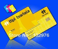 PVC 인쇄 회원 카드 pvc 비즈니스 카드 공급
