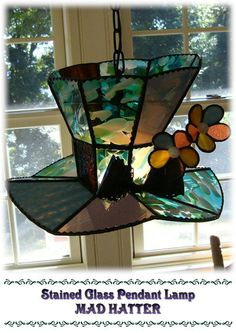 strange stained glass | ... Strange, strange, hat in the story appear hot yummy tea and Cup snazzy