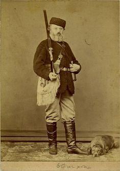 Охотник с верным псом  Санкт-Петербург, 1869-1873
