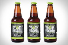 Alaskan Brewing Hopothermia Double #IPA #Beer