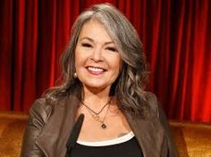 Emmy Award Winning Actress Roseanne Barr Endorses Donald Trump for President Funny Comedians, Roseanne Barr, Cute Haircuts, Going Gray, Children Images, Grow Out, Grey Hair, Silver Hair, Donald Trump