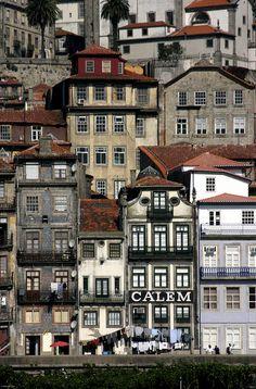 Oporto Facades  Portugal