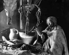 Maren Perdersen es Heksen   The Witch   Häxan Director  Benjamin Christensen e53e74f108904