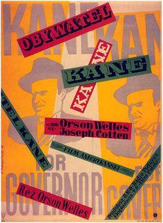 Citizen Kane by Henryk Tomaszewski