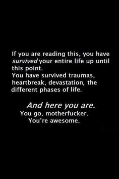 You are awesome - Enneagram 8 - Replacing the Inner Critic with this, read in a Samuel L Jackson voice