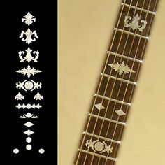 Sports & Entertainment 10pcs Shell Inlay Dot Marker Decal For Guitar Ukuleles Banjo Fingerboard D2 3 4 5 6 Mm Stringed Instruments