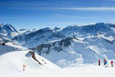 Het is nog te warm in de Alpen maar hopelijk verandert dat volgende week!