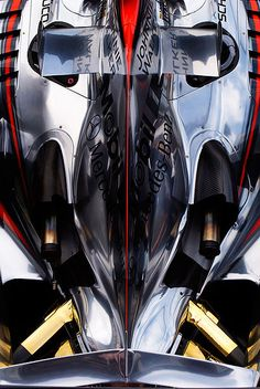 McLaren has the most beautiful cars in formula 1