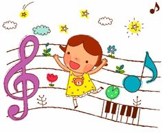 Soothing Music for Your Baby Preschool Classroom, Preschool Art, Musik Clipart, Music For Kids, Art For Kids, Baby Einstein Party, Kids Background, Letters For Kids, Music Pics
