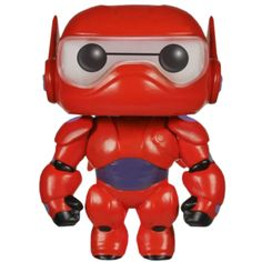 Armored Baymax - Big Hero 6 - POP Vinyl Funko