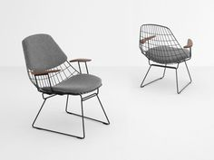FM06 Wire Lounge Chair : Viaduct