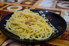 Простой и вкусный рецепт спагетти на три порции.