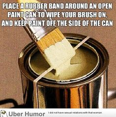 Use a rubberband when painting