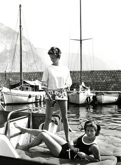 Smooth Sailing: The Best of Nautical Style from the Vogue Archives – Photos – Vogue - Vogue