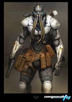 BlueStreak lo nuevo del Padre de Gears of War