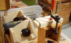 Building the pantorouter XL pantograph