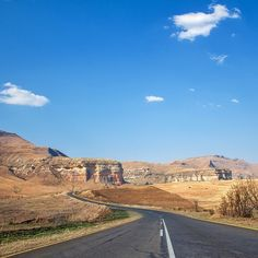 The Golden Gate Highlands National Park is situated near the town of Clarens in… Travel Around The World, Around The Worlds, South Africa Safari, Namibia, Free State, African Countries, Africa Travel, Golden Gate, Beautiful Places