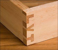 Ah! E se falando em madeira...: Boletim LeeValley 12/2 - junção noel.