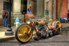 Custom Rat Motorcycles | Rat Bike