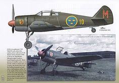 Ww2 Aircraft, Fighter Aircraft, Military Aircraft, Fighter Jets, Luftwaffe, Focke Wulf 190, Swedish Air Force, Air Space, Ww2 Planes
