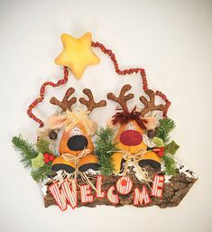 Welcome USA epattern by ilmondodellenuvole on Etsy, $13.00