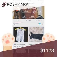 ✧ ѕhσp mч ѕíѕtєr'ѕ clσѕєt ✧ Please welcome my sister Amanda to the poshmark community! Check her closet out, give her a follow and if anything catches your eye shop! Getting started on posh can be difficult sometimes so show her some posh love please ❤😍😘☺ her user is tagged as the 1st comment ❤ CHANEL Other