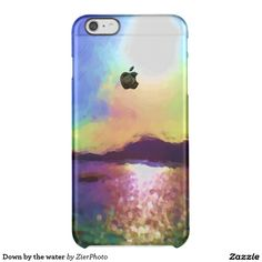 Down by the water uncommon clearly™ deflector iPhone 6 plus case