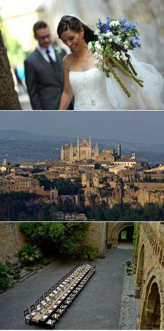 Umbria Italy wedding