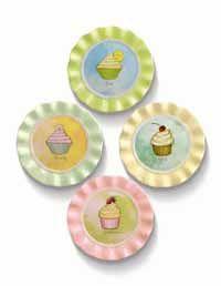 Just Desserts Dessert Plate