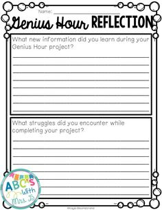 laughing with lane student data collection a freebie weekly reflection sheet classroom. Black Bedroom Furniture Sets. Home Design Ideas