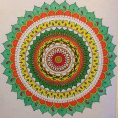 Mandala by Devin Duran #mandala #art #geometry