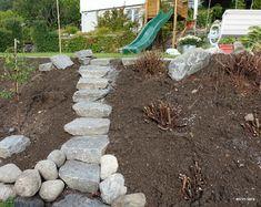 bygge trapp i skråning - Google-søk