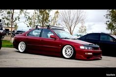 Honda Accord, beautiful