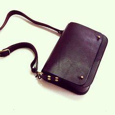 Bag Leather Crossbody Bag, Leather Purses, Crossbody Bags, Leather Bag, Leather Gifts, Leather Jewelry, Leather Craft, 2017 Handbags, Crea Cuir