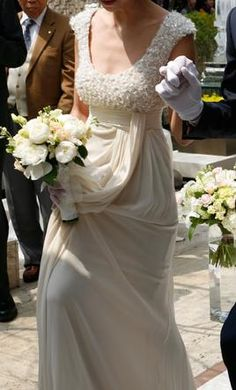 2010 Elie Saab Wedding Dress