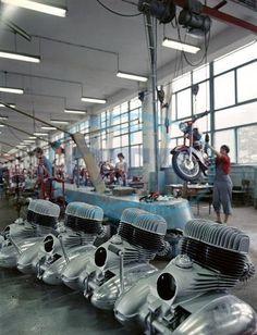 Jawa 350 production