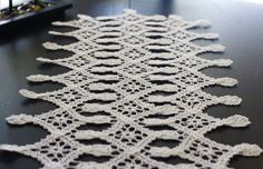 Knitted and crochet handmade by Kateryna G.: Crochet doily (bruges lace)