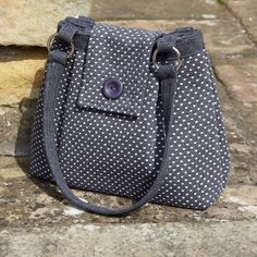 dotty ava shoulder bag by edition design shop | notonthehighstreet.com