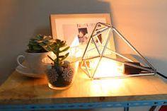 Resultado de imagem para fazer luminaria pendente