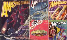 1930s Sci-fi comics reveal scarily accurate predictions of the future