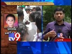 Medak accident victim Dhanush still alive - Part 2