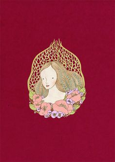 blossom by hana jang, via Behance