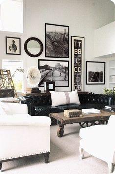 Chesterfield Sofa | Designs By Katy